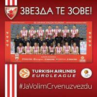 KK CRVENA ZVEZDA TELEKOM - FMP, Tiket Klub