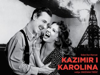 KAZIMIR I KAROLINA – Atelje 212, Tiket Klub