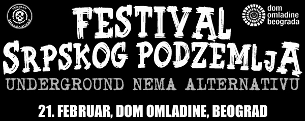 Festival srpskog podzemlja - Dom omladine Beograda, Tiket Klub