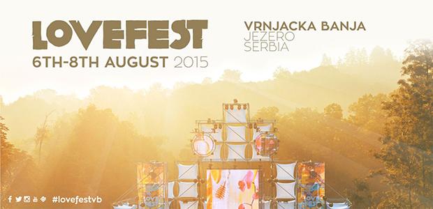 Lovefest 2015 - Park Jezero, Tiket Klub