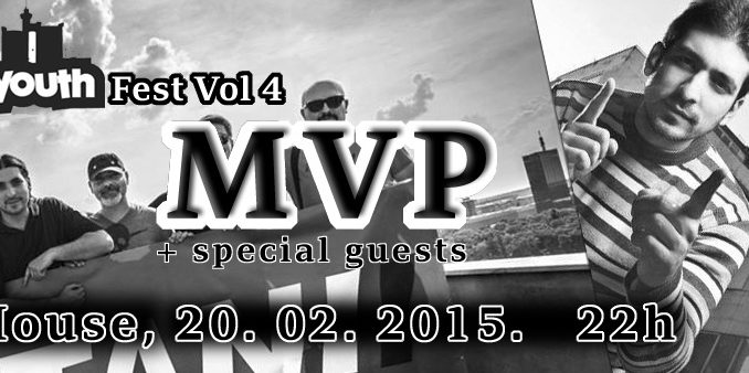 BELGRADE4YOUTH FEST Vol 4 - MVP + guests - Vol 4 - WHO SEE - Mikser House, Tiket Klub