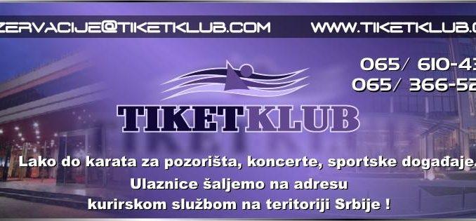 JUGOSLOVENSKO DRAMSKO POZORIŠTE - Repertoar za Oktobar 2015. Tiket Klub