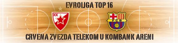 Crvena zvezda - Barselona - Kombank arena, Tiket Klub