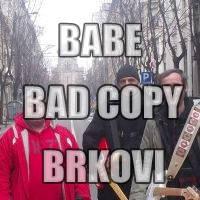 Koncert Babe, Brkovi i Bad Copy - SKC Beograda, Tiket Klub