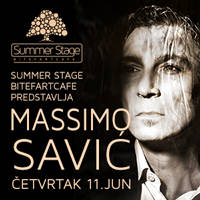 Massimo Savić - BitefArtCafe, Tiket Klub