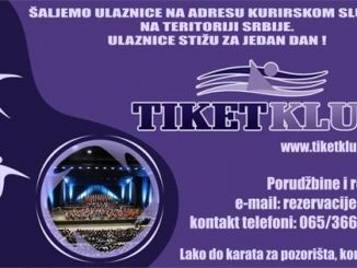POZOVI M RADI UŽITKA - Pozorište Mladih, Tiket Klub