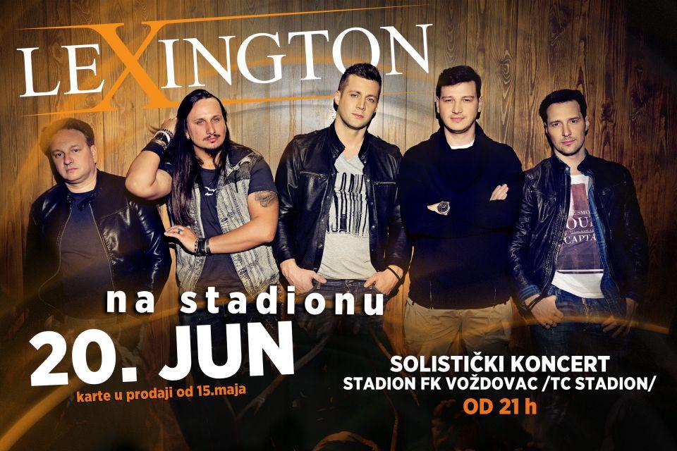 LEXINGTON - TC Stadion, Tiket Klub