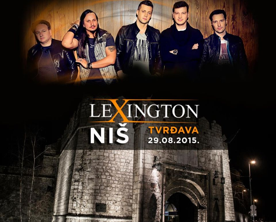 LEXINGTON - Niška tvrđava, Tiket Klub