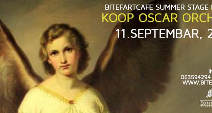 Koop - BitefArtCafe, Tiket Klub