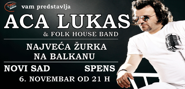 ACA LUKAS & FOLK HOUSE BAND - SPC SPENS, Tiket Klub