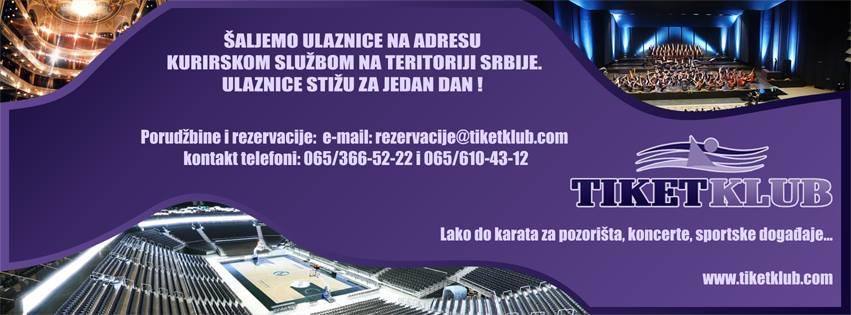 Београдско драмско позориште - Репертоар за Децембар 2015.  Tiket Klub