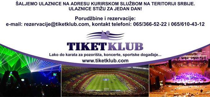 JUGOSLOVENSKO DRAMSKO POZORIŠTE Repertoar za Novembar 2015.Tiket Klub