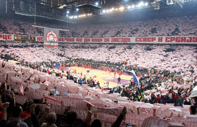 Crvena zvezda - Fenerbahče - Kombank Arena, Tiket Klub