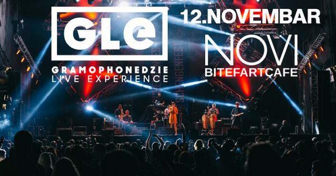 Gramophonedzie Live Experience - Novi Bitefartcafe, Tiket Klub