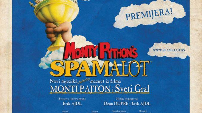MONTY PYTHON'S SPAMALOT - Don sindikata, Tiket Klub