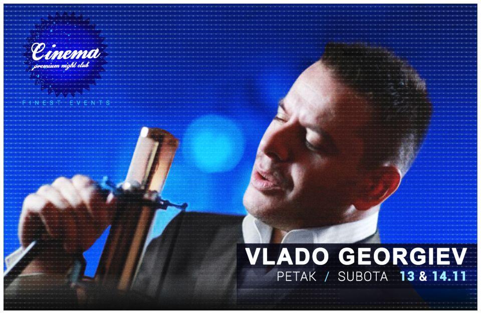 VLADO GEORGIEV - Klub CINEMA