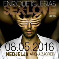 Enrique Iglesias - ARENA ZAGREB, Tiket Klub