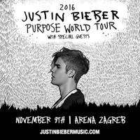 Justin Bieber - ARENA ZAGREB, Tiket Klub