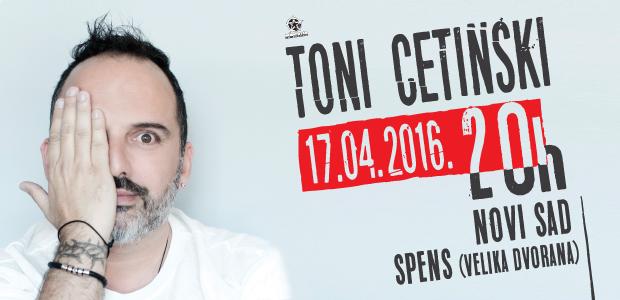 "Toni Cetinski - SPC ""Vojvodina"", Tiket Klub"