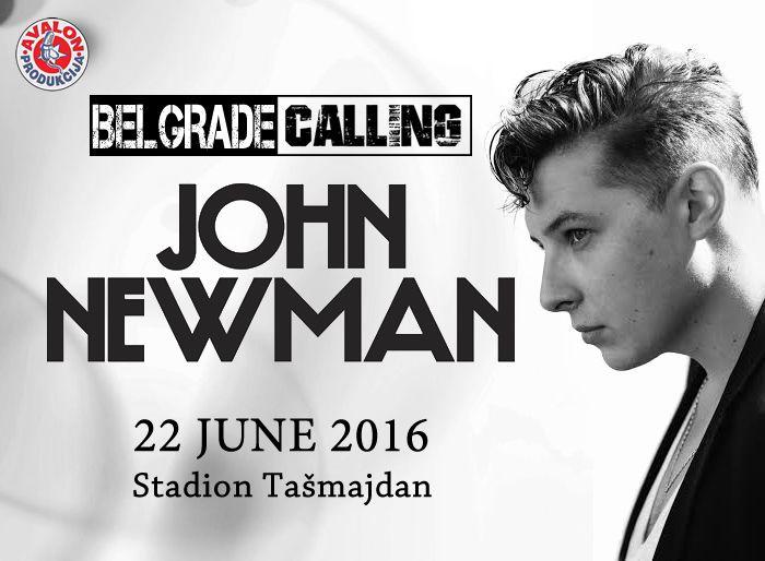 Belgrade Calling 2016 - STADION TAŠMAJDAN, Tiket Klub