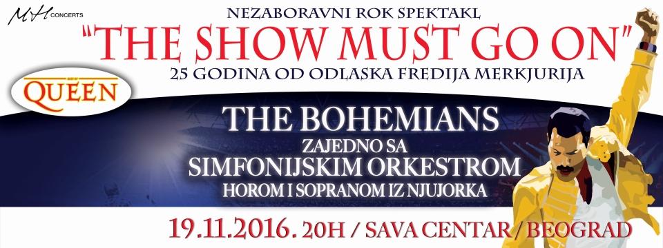 THE BOHEMIANS - Sava Centar