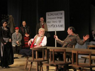 VELIKA DRAMA – Narodno pozorište, Tiket Klub