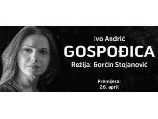Gospodjica – Jugoslovensko dramsko pozorište, Tiket Klub