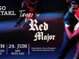 Tango in Red Major - Srpsko narodno pozorište, Tiket Klub