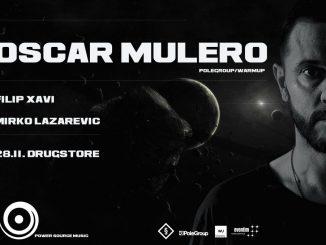 Oscar Mulero - Drugstore, Tiket Klub