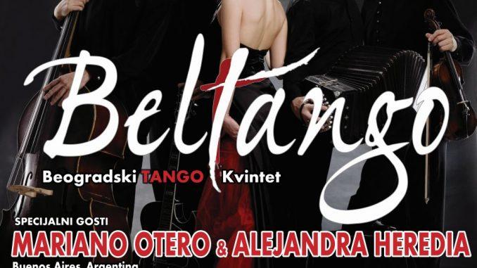 Quinteto BELTANGO - GALA KONCERT - Dvorana Doma Sindikata, Tiket Klub