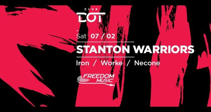 Stanton Warriors - Klub DOT, Tiket Klub