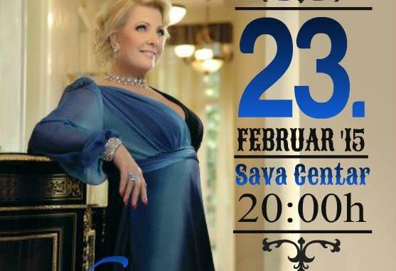 Snežana Đurišić - Sava Centar, Tiket Klub