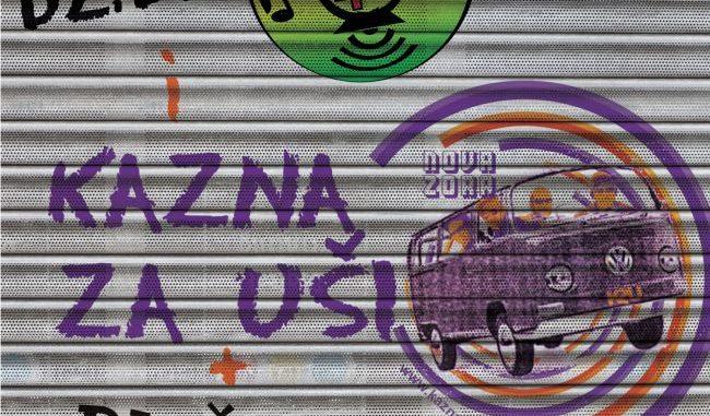 Kazna za uši, Dž!Dž! i Plišani Mališan - Dom omladine Beograda, Tiket Klub