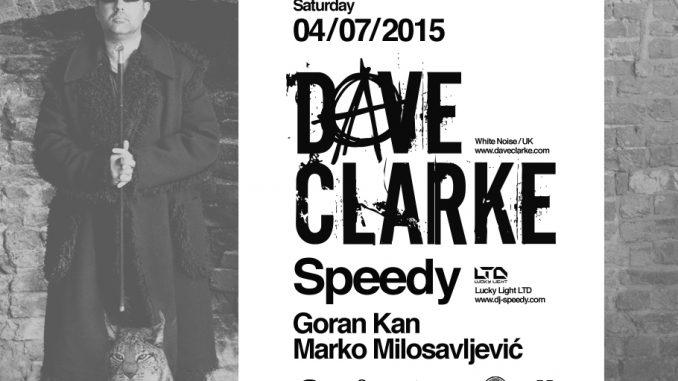 Dave Clarke - Barutana, Tiket Klub