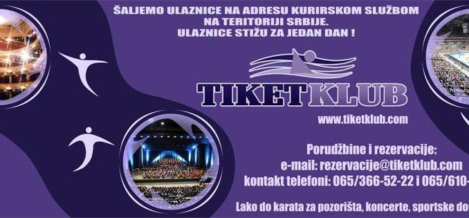 Београдско драмско позориште Репертоар за Фебруар 2016. Tiket Klub