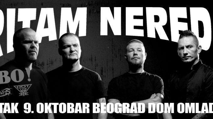 RITAM NEREDA - Dom omladine Beograda, Tiket Klub