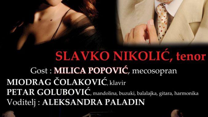 SLAVKO NIKOLIĆ - Studio M, Tiket Klub