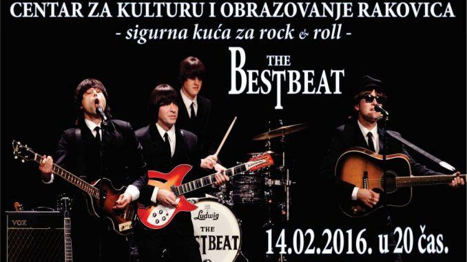 The Bestbeat - Kulturni Centar Rakovica, Tiket Klub